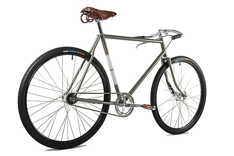 Garage 271 Challenger Fahrrad Vintage phosphate