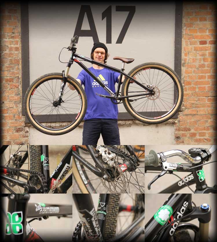 Carlo Dieckmann Leafcycles Charlston Bikecheck