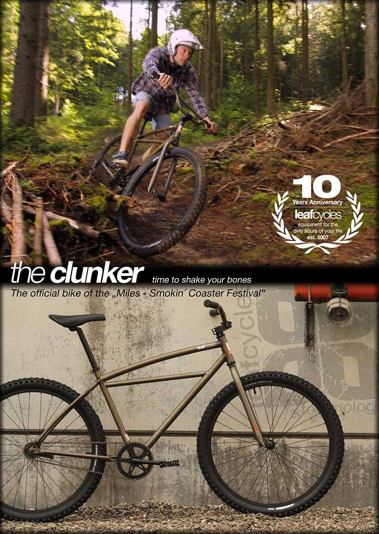 Leafcycles Klunker phospated Action