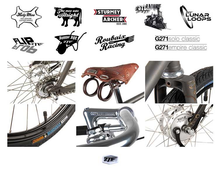 Garage 271 Challenger Parts & Details Vintage
