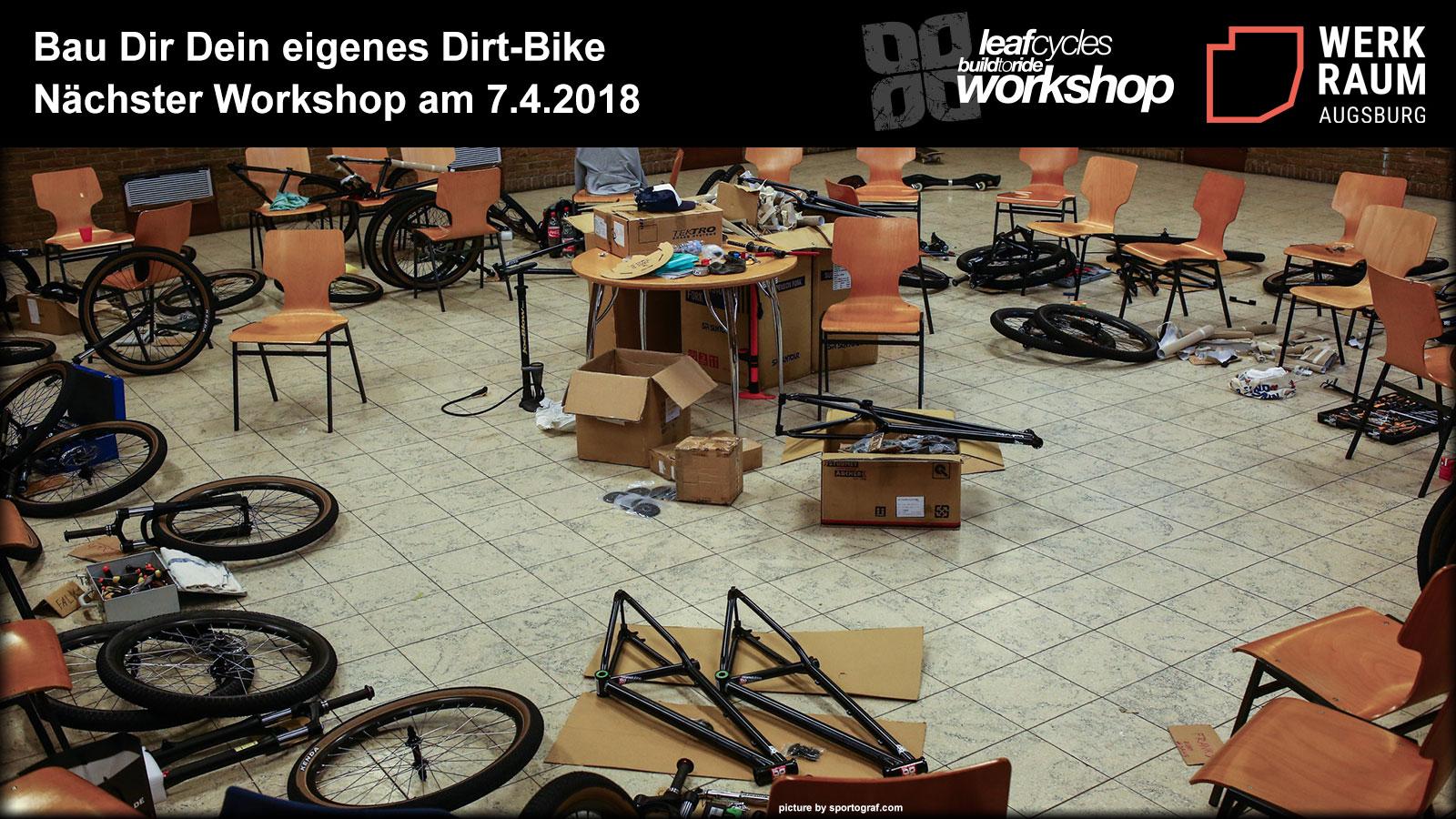 leafcycles-workshop-dirtbike-aufbau-kurs