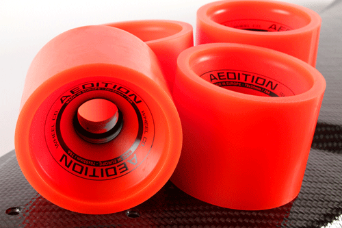 Aedition Slalom Skateboard Wheels - Made in Europe