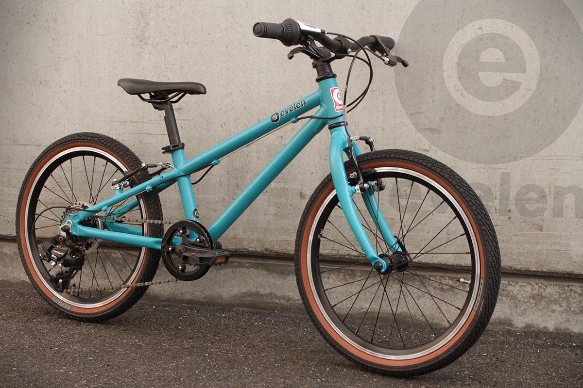20 Zoll 7-Gang Kinder-Fahrrad der Marke Evelen