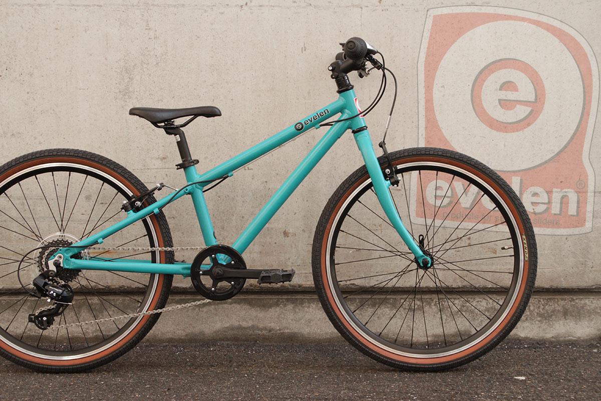 "24"" Kinder-Fahrrad der Marke Evelen"