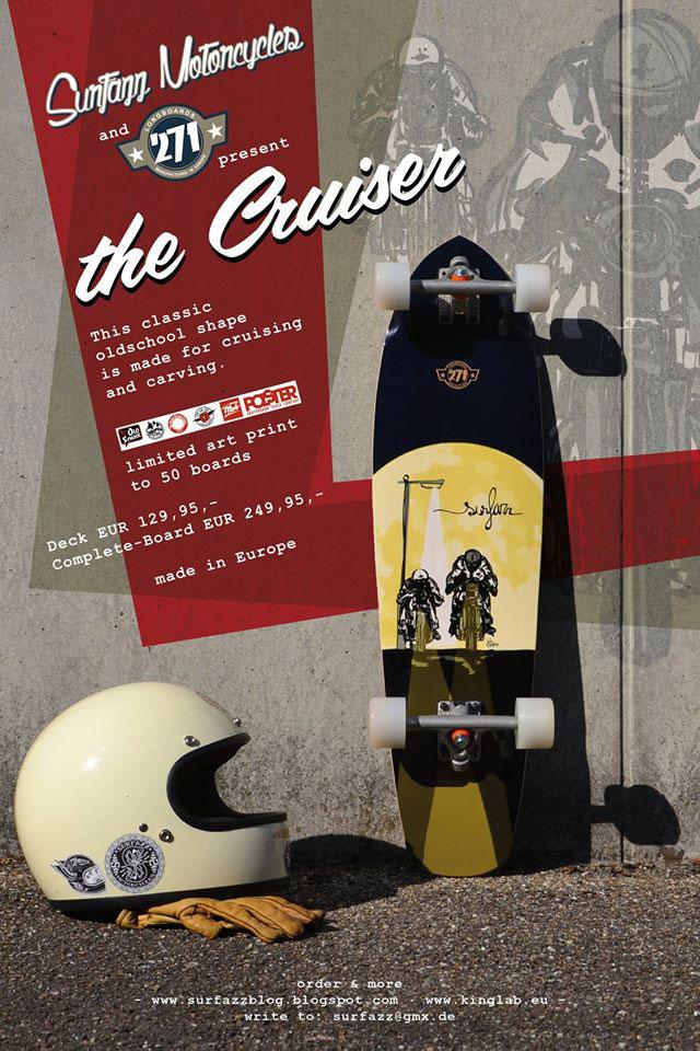 limited 271 cruiser deck by surfazz